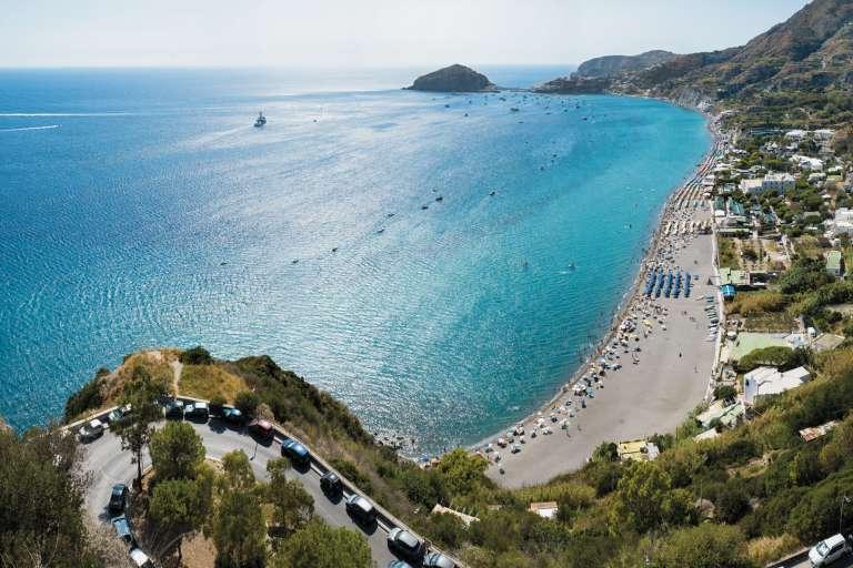 """La plage """"Villa Maria"""""""
